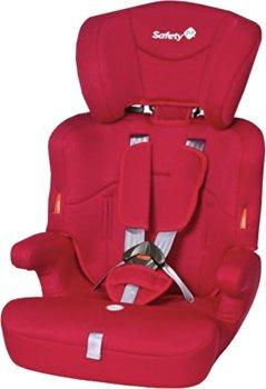 Safety 1st, Eversafe, Fotelik samochodowy, 15-36 kg, Czerwony-Safety 1st