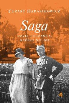 Saga czyli filiżanka, której nie ma                      (ebook)