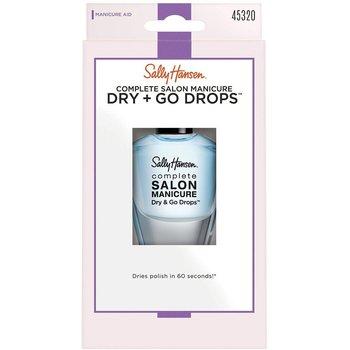 Sally Hansen, Complete Salon Manicure Dry & Go Drops, wysuszacz lakieru 60 sekund, 11 ml-Sally Hansen
