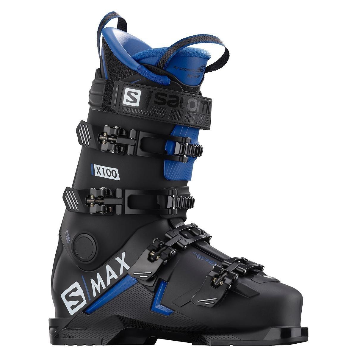 Salomon Buty Narciarskie S Max X100 Czarny Rozmiar 27 1 2 Salomon Sport Sklep Empik Com