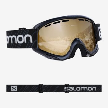 Salomon, Gogle narciarskie, Juke Access, czarny