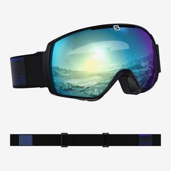 Salomon, Gogle narciarskie, XT One Photo Sigma, czarny