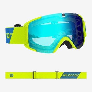 Salomon, Gogle narciarskie, Xview, żółty, S2-Salomon