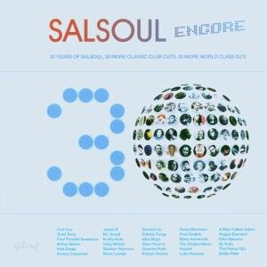 Various - The Salsoul Acappellas 'The Brothers'