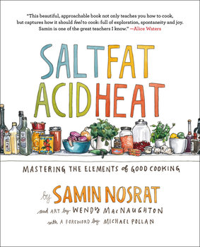 Salt, Fat, Acid, Heat - Nosrat Samin
