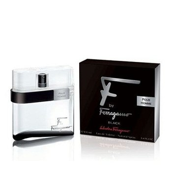 Salvatore Ferragamo, F by Ferragamo Black, woda toaletowa, 100 ml - Salvatore Ferragamo