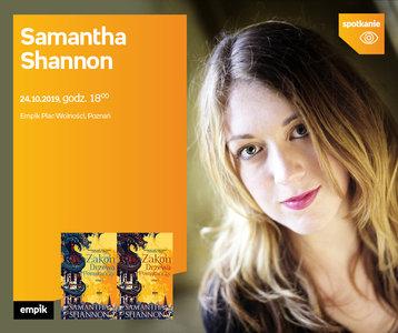 Samantha Shannon | Empik Plac Wolności