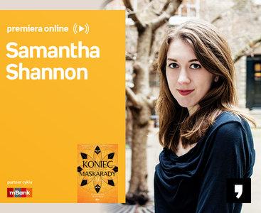 Samantha Shannon - PREMIERA ONLINE