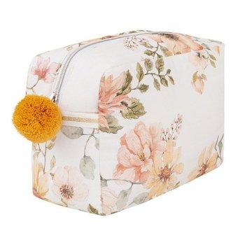 Samiboo, pikowana kosmetyczka Vintage Bloom, 1 szt.-Samiboo