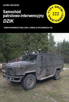 Samochód patrolowo-interwencyjny DZIK-Orłowski Leszek