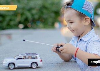 Samochód zdalnie sterowany – czy to idealny prezent dla dziecka?