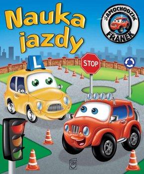 Samochodzik Franek. Nauka jazdy                      (ebook)