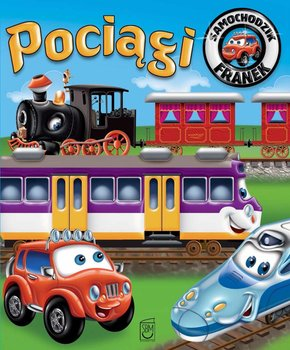 Samochodzik Franek. Pociągi                      (ebook)