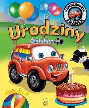 Samochodzik Franek. Urodziny                      (ebook)