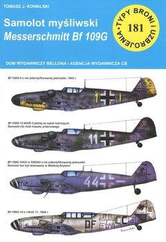 Samolot mysliwski Messerschmitt Bf 109 G-Kowalski Tomasz J.