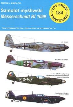 Samolot mysliwski Messerschmitt Bf 109 K-Kowalski Tomasz J.