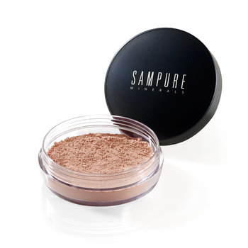Sampure Minerals, Podkład sypki, Warm Beige-Sampure Minerals