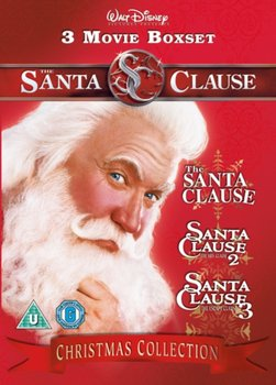 Santa Clause Trilogy (brak polskiej wersji językowej)-Pasquin John, Lembeck Michael