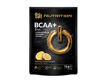 Sante, Go On Nutrition BCAA+, tropikalny-cytryna, 12 g-Sante
