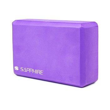 Sapphire, Kostka do jogi SG-072, fioletowa-Sapphire