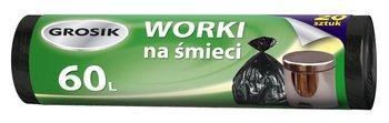 Sarantis Jan Niezbędny Grosik Worki na śmieci HD 60L/20sztuk-Sarantis