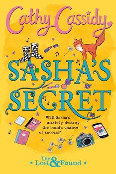Sasha's Secret - Cassidy Cathy