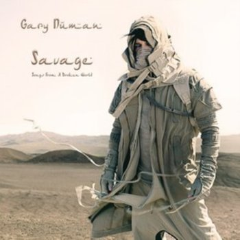 Savage (Songs from a Broken World) (Deluxe)-Gary Numan