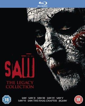 Saw: The Legacy Collection (brak polskiej wersji językowej)-Wan James, Bousman Darren Lynn, Hackl David, Greutert Kevin, Spierig Michael, Spierig Peter
