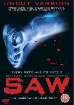 Saw: Uncut Version (brak polskiej wersji językowej)-Wan James