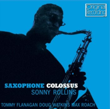 Saxophone Colossus-Rollins Sonny