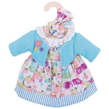 SBigjigs Toys, ubranko dla lalki Sukienka i Sweterek-Bigjigs Toys