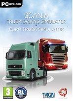 Scania Truck Driving Simulator / Euro Truck Simulator