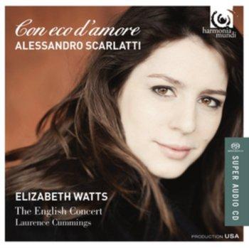 Scarlatti: Con Eco D'amore-Watts Elizabeth, The English Concert, Cummings Laurence
