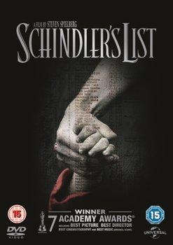 Schindler's List (brak polskiej wersji językowej)-Spielberg Steven