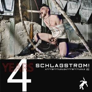 Various - Schlagstrom !Krrrbrrrtztzkrrrbrrrtztz! Vol. 4