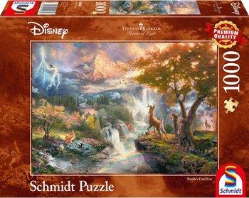 Schmidt, puzzle Thomas Kinkade Bambi-Schmidt