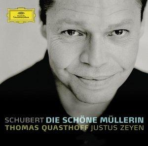 Schubert: Die Schone Mullerin-Quasthoff Thomas