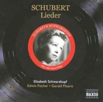 Schubert: Lieder (Fischer, Moore, Schwarzkopf)-Philharmonia Orchestra, Fischer Edwin, Moore Gerald