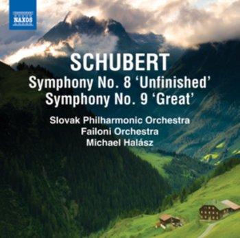 Schubert: Symphonies 8+9-Various Artists