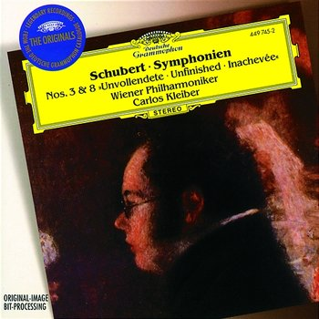 "Schubert: Symphonies Nos.3 & 8 ""Unfinished""-Wiener Philharmoniker, Carlos Kleiber"