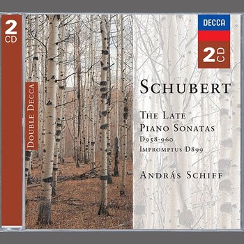 Schubert: The Late Piano Sonatas - András Schiff