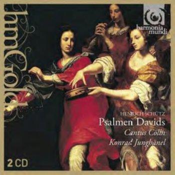 Schutz: Psalmen Davids-Cantus Colln, Concerto Palatino