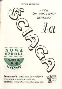 ściąga 1a Antyk średniowiecze Renesans Pietrzyk Dariusz