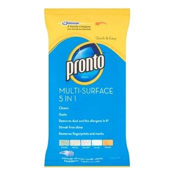 Ściereczki multisurface do czyszczenia PRONTO, 25 szt.-S.C. Johnson