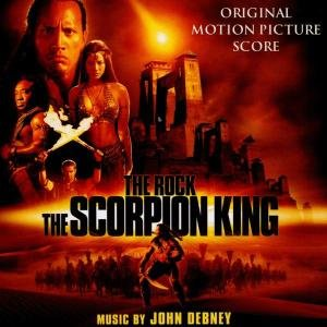 Various - The Scorpion King. Music From And Inspired By The Motion Picture