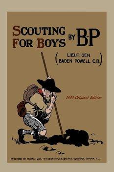 Scouting  For  Boys-Baden-Powell Robert