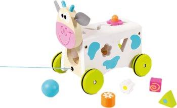 Scratch, zabawka do ciągnięcia Krówka Marysia-Scratch