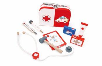 Scratch, zabawka edukacyjna zestaw Małego Lekarza-Scratch