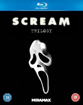 Scream Trilogy (brak polskiej wersji językowej)-Craven Wes