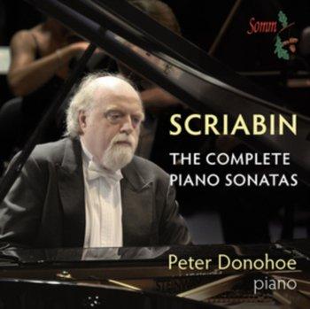 Scriabin: The Complete Piano Sonatas-Donohoe Peter
